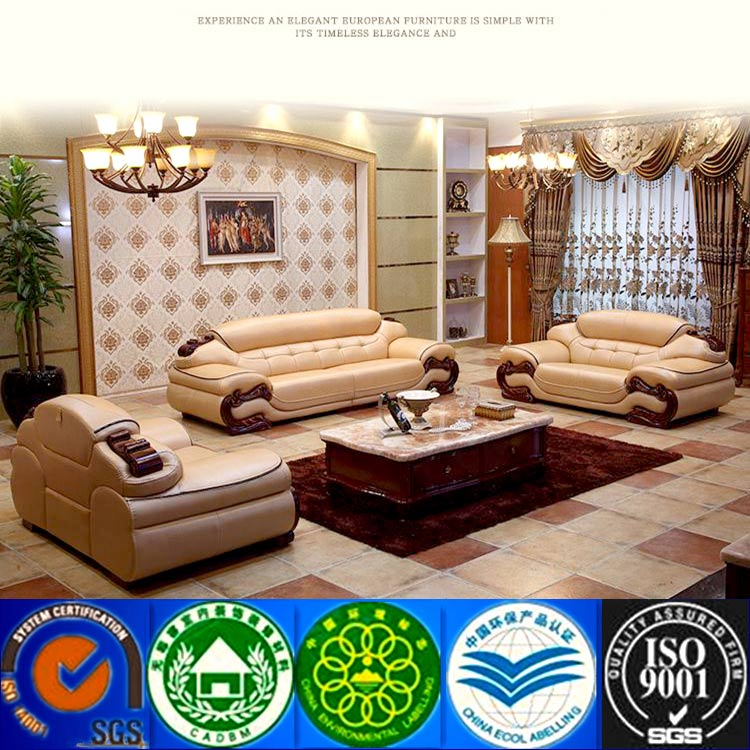 Victorian Leather Living Room Furniture: Ergonomic Living Room Furniture Leather Sofa Luxury