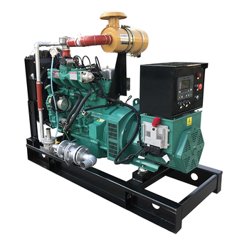 30kva water cooled industrial power propane gas generator