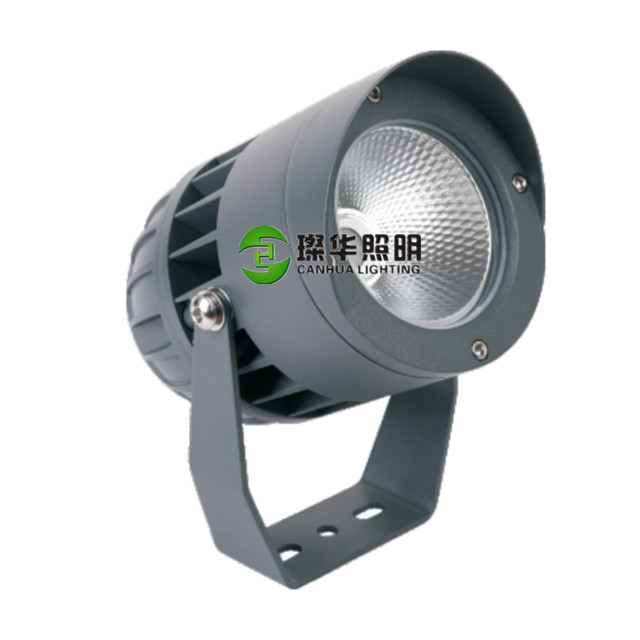 Jiangmen new round type 220V yellow building facade projector led purple flood lights 20W 50W