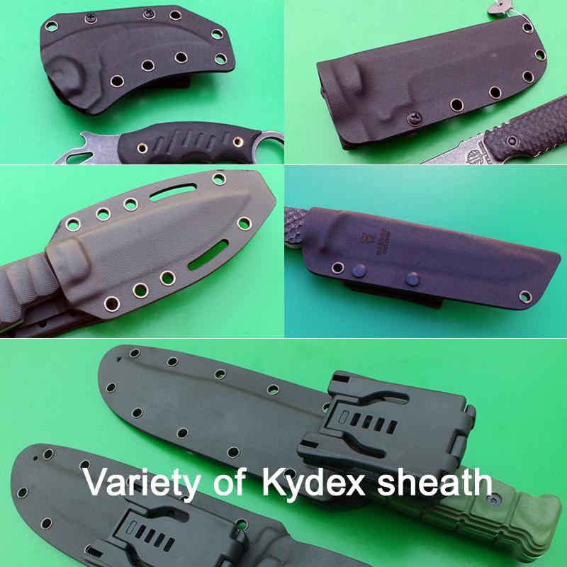 1,5 мм лист Kydex для ножей «сделай сам», оболочка для пистолета