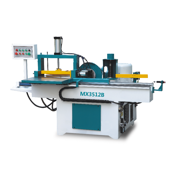 Hot Sales Woodworking Machinery MX3512A Semi-automatic Finger Joint Comb Tenoning Machine from Foshan China Pneumatic 1 YEAR