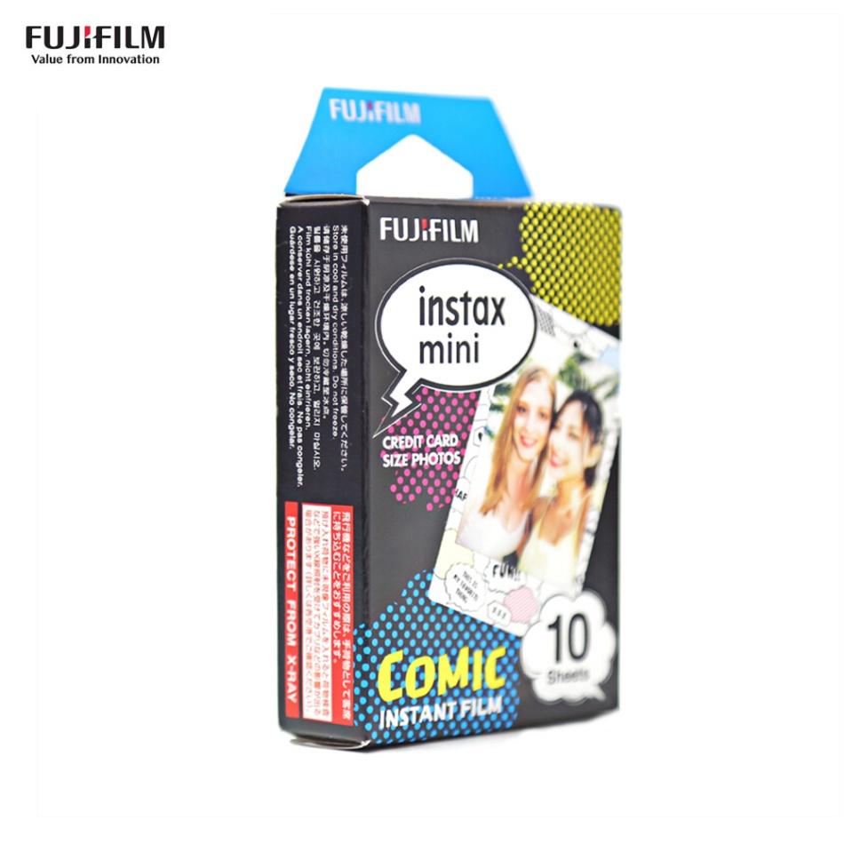 Фотобумага Fujifilm Instax Mini Camera Instant Film для Mini 9/8/7 s/25/50 s/70/90 для SP-1/SP-2 принтера смартфона, 10 листов(Китай)