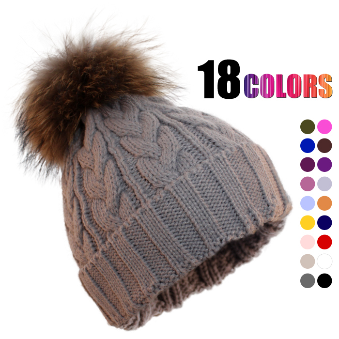 knitted hat KH-40