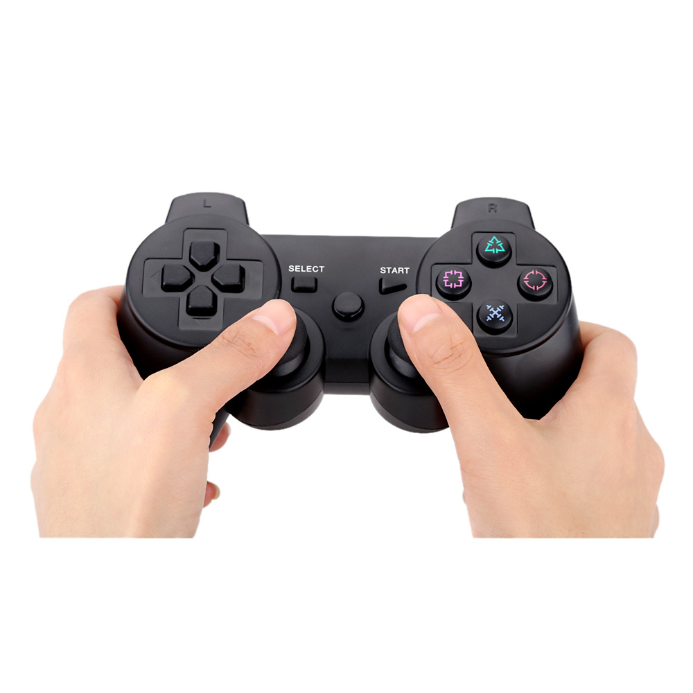 1 Pair of USB Wired Game Controller for Sony PlayStation ...