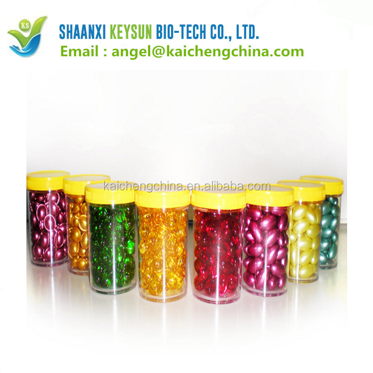 Female favourites Different shapes Bath Oil Beads Tiny Bath capsule