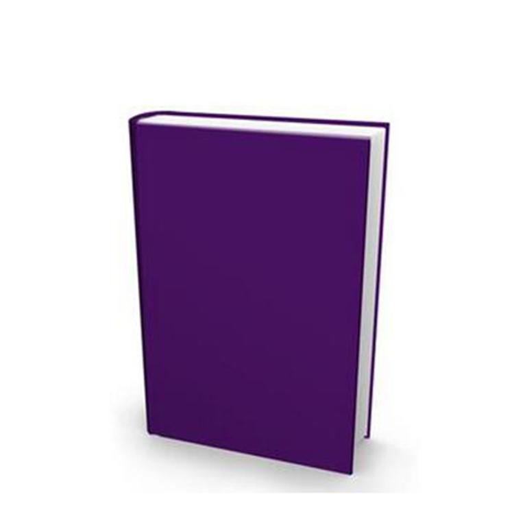 Стильный Эластичный Чехол-книжка из эко-ткани с принтом от A5 до A4