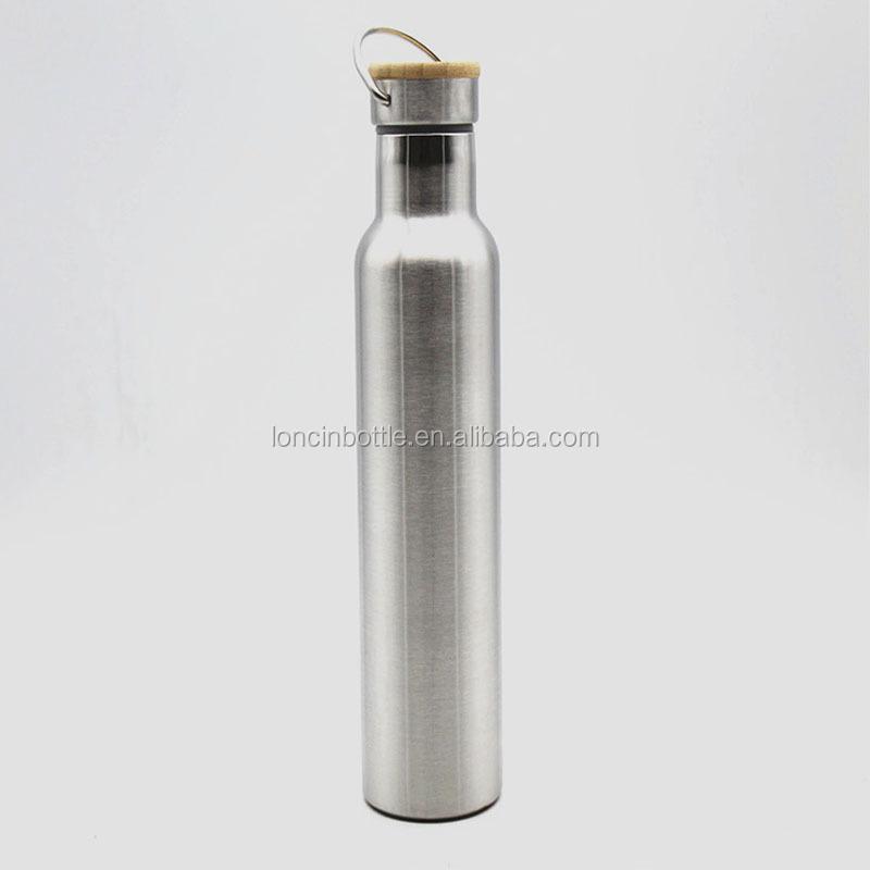 800ml Stainless Steel Sports Bottle