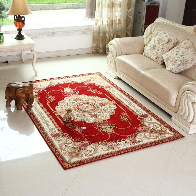 Living Room 120x180 Carpet Sofa Coffee Table Large Floor