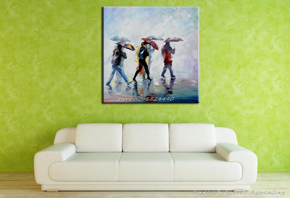 Beroemd Schilderij Woonkamer Wanddecoratie VF29