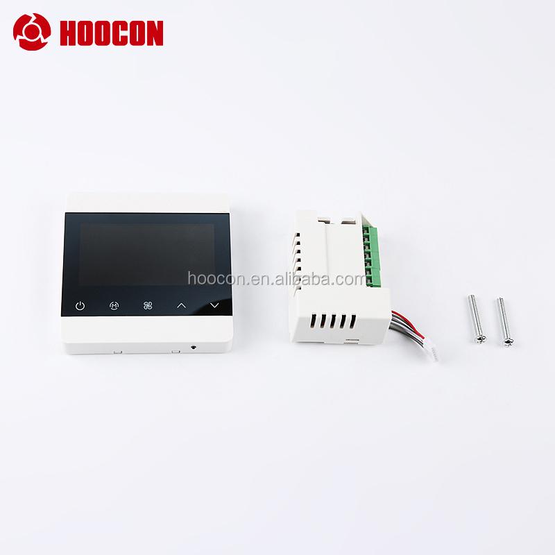 Хорошее качество, цифровой центральный контроллер температуры кондиционирования воздуха