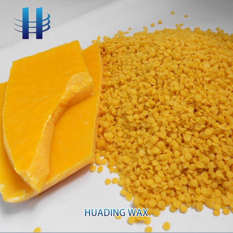 100% чистый органический пчелиный воск в виде гранул пищевого класса, для продажи, натуральный желтый пчелиный воск