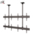 Height Adjustment Ceiling Wall Mounted LED Digital Signaget TV Wall Bracket For 32 To 65 Inch TVs