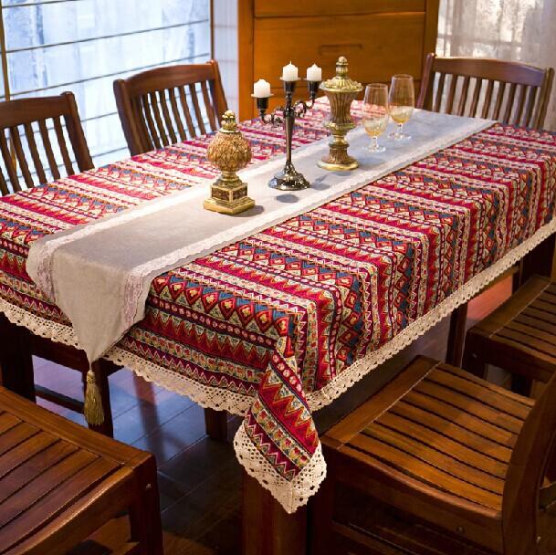 ikea table de tissu boh me ethnique style nappes en dentelle europ enne pastorale nappes en. Black Bedroom Furniture Sets. Home Design Ideas