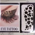2013 New Magic instant eye shadow sticker/eye tattoo sticker