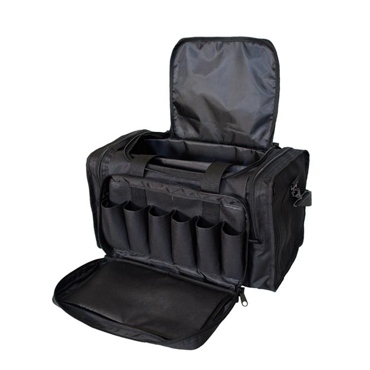 Heavy Duty Tactical Pistol Shooting Gun Range Duffle Bag for Handguns