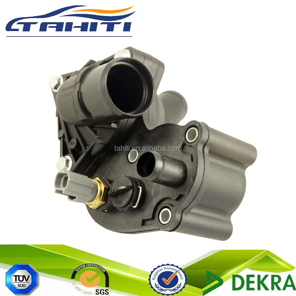 Thermostat Housing with Sensors For 97-01 Ford Explorer Mountaineer 4.0L V6