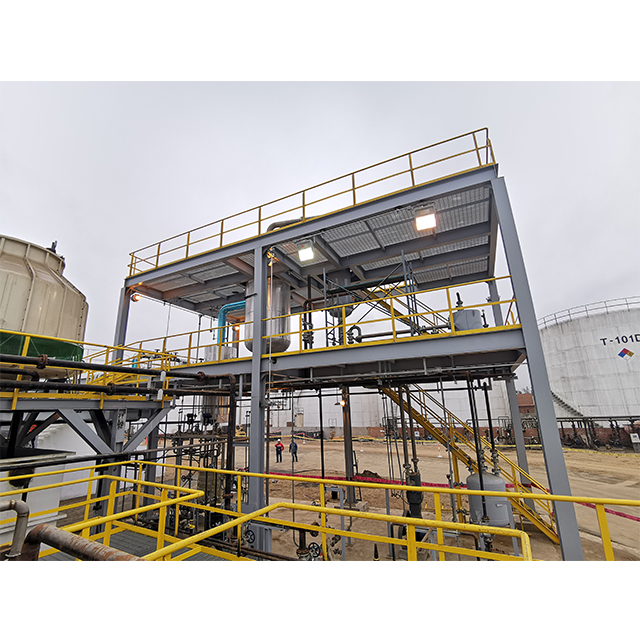 automated jatropha biodiesel production refinery processor equipment for sale