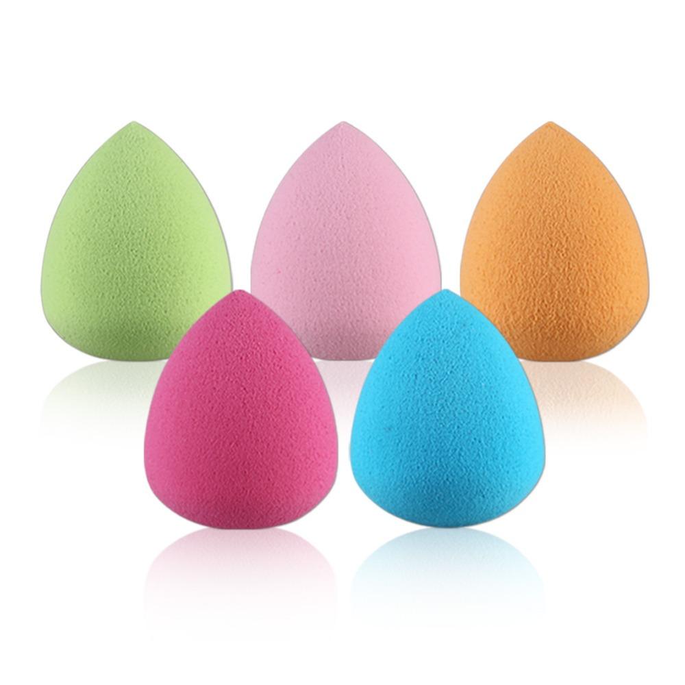 Yaeshii SBR Latex Buffed Support Color Customization Foundation Blending Biodegradable Makeup Sponge