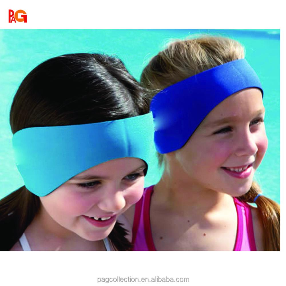 Fashion Sport Accessories Unisex Swimming Ear Band Head Band