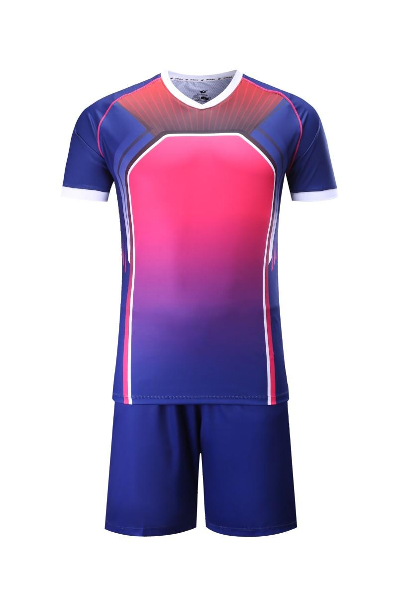 Marshal Custom Football Jersey Thai Quality Sublimation