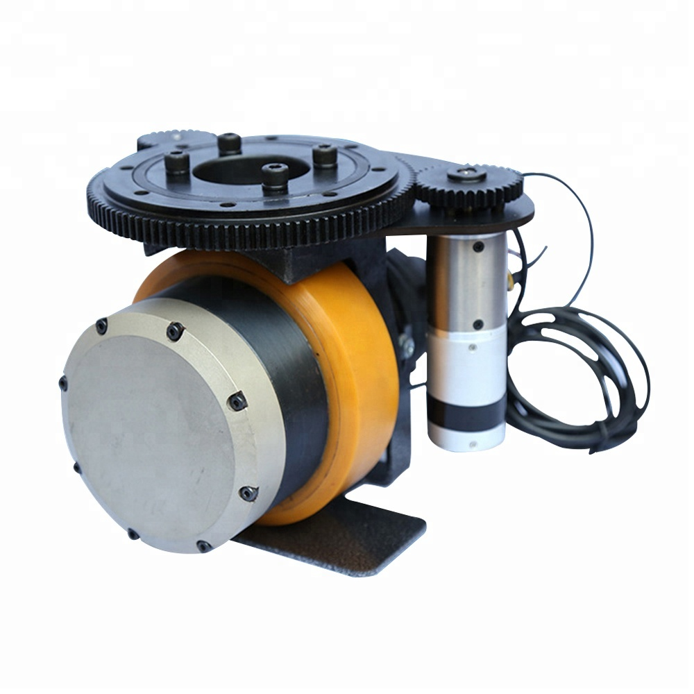 Agv Drive System Differential Motor Wheel Assembly With Controller Agv Steerable Wheel View Agv Drive System Plutools Product Details From Shanghai Plutools Automation Corporation Limited On Alibaba Com