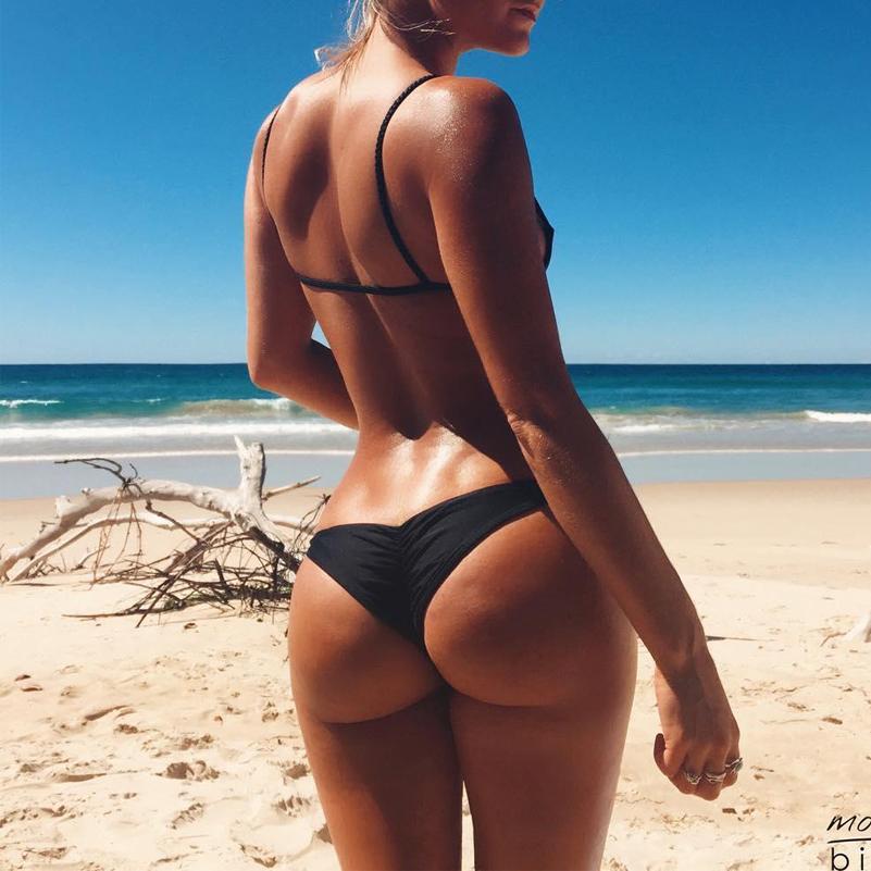 Big thong bikini