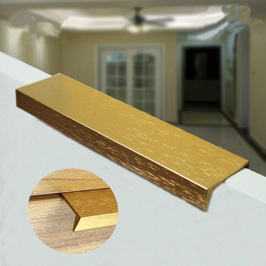 Mm Modern Simple Cabinet Door Edge Handle