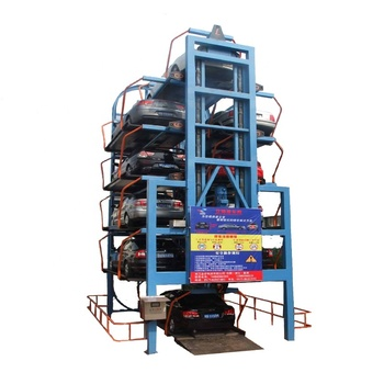 auto carousel tenet parking system rotary