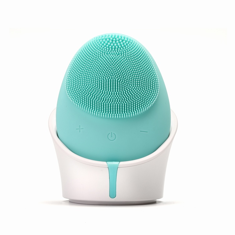 NEW best selling products skin care beauty equipment silicone face cleansing brush