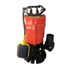50mm 80mm 0.5kw Light Weight Aluminum Construction 1hp Submersible Underground Water Motor Pump