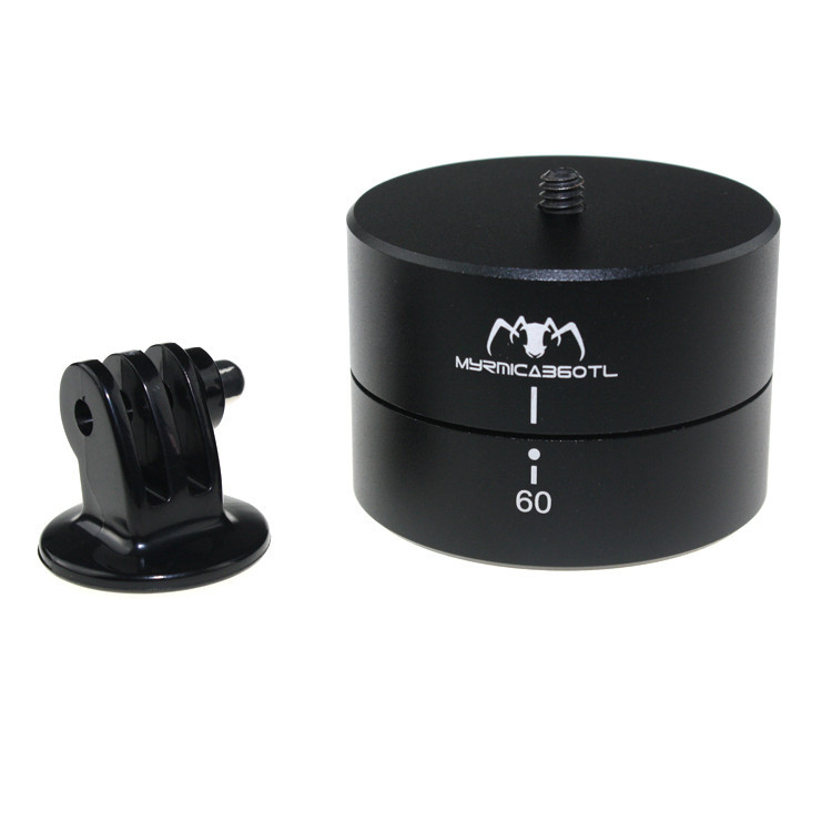 HOT 360 Degrees TL Rotating Tripod Time Lapse Stabilizer Tripod Adapter
