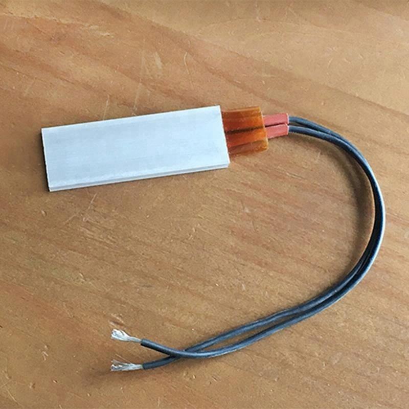 Constant Temperature PTC Heating Element 12V 60*21mm Electric Heater Parts
