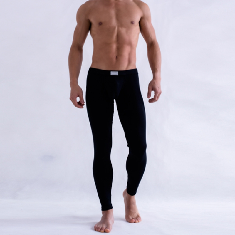 Don't be afraid to expand your underwear drawer; try a pair of low-rise briefs on for size. Low rise men's briefs offer a thicker waistband and are made with super-soft fabrics like stretch cotton or microfiber for a more fitted underwear option.