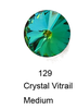 129 crystal V M