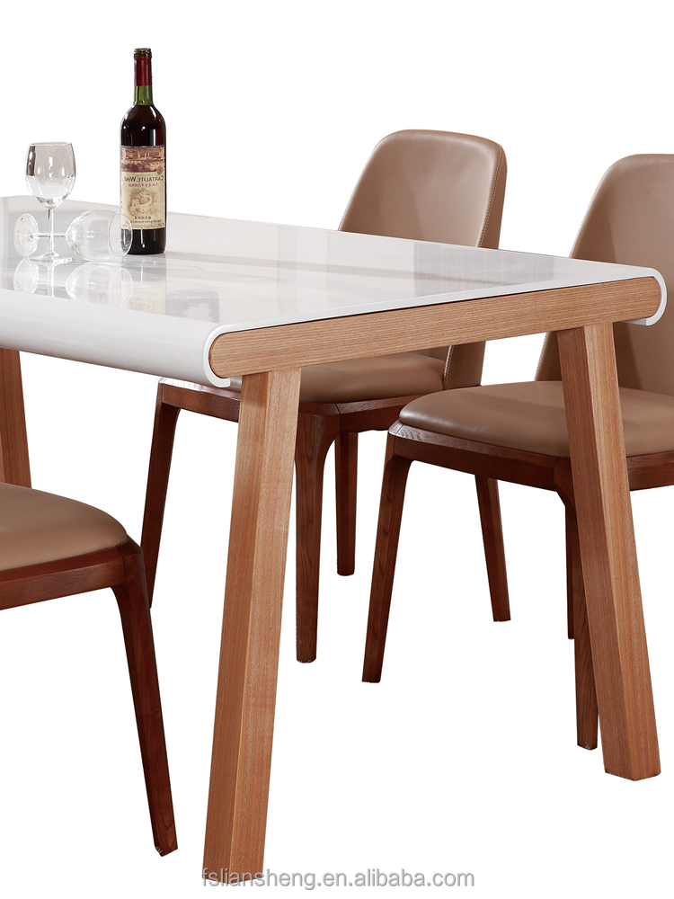Dto14 Hotel Use Dining Table And Chair Led Dining Table