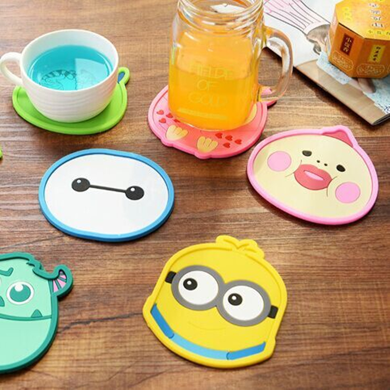 Aliexpress.com : Buy 2pcs Cute Cartoon Silicone Dining