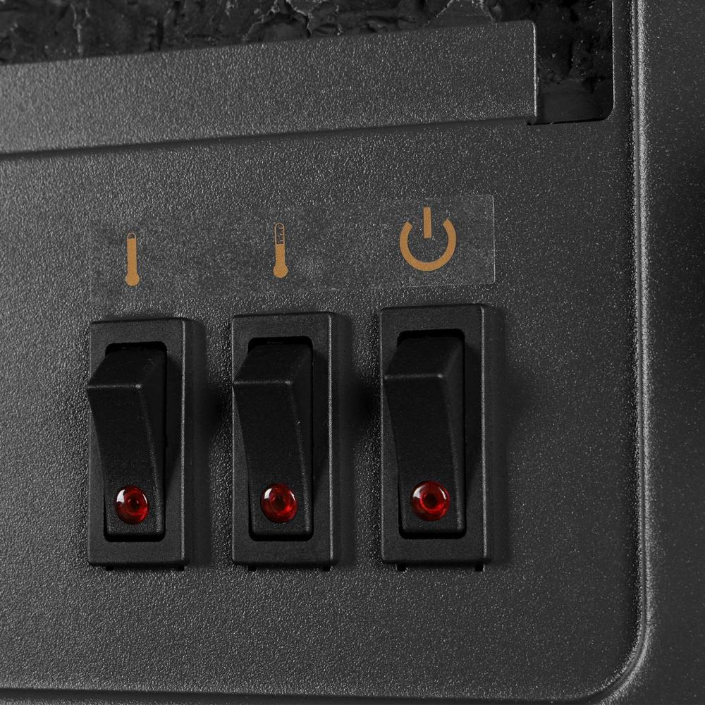 Портативная Электроплита черного цвета 17 дюймов