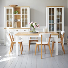 Dinning Table Set China Wholesale Home Furniture Dining Room Set Wooden/mdf Round Dinning Table Set Dining Table And Chairs