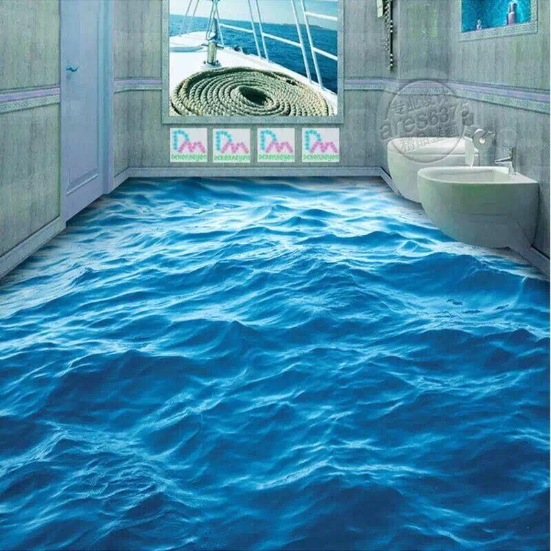 Polish Decorative Tile And Stone Concepts Factory Supply 3d Bathroom Tile Design Newest Design 3d Floor Art For Sale - Buy Tile And Stone Concepts,3d Bathroom Tile Design,3d Floor Art For Sale