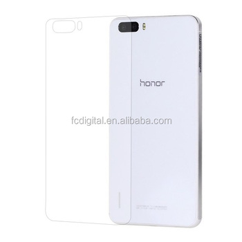 0.3mm Anti-explosion Tempered Glass Back Cover Protector Film For Huawei Honor 6 Plus 6X