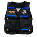 Hamtoys Tactical Vest Jacket Waistcoat Magazine Ammo Holder for N Strike Elite Foam Bullet Toy Guns