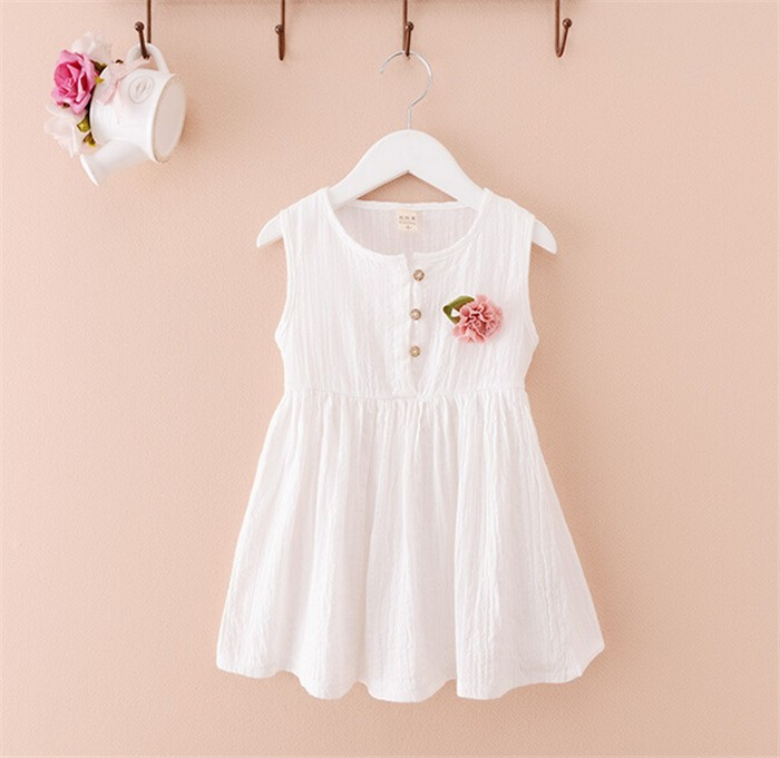 Little Girl Size 3 Chevron Print Summer Dress With Matching 18 \u201c Doll Dress Ready to Ship