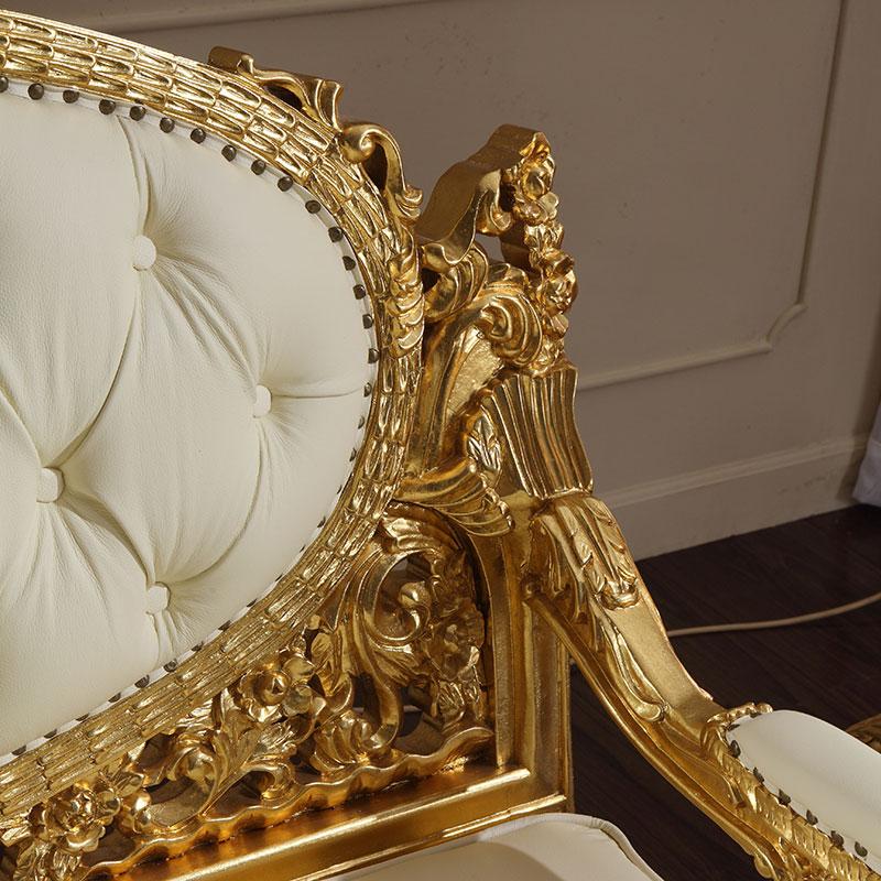 Фошань Китай высокое качество мебель для дома Мебель для гостиной, наборы роскошный деревянный диван-кровать