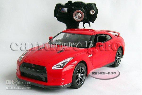 Cool Remote Control Cars: Candice Guo! Super Cool Big Style GTR 1:14 Remote Control