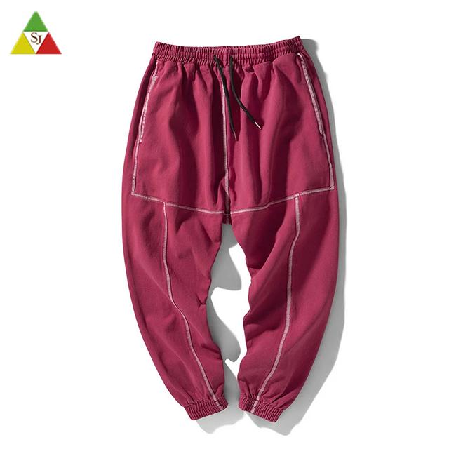 Pantalones Deportivos De Hip Hop Para Hombre Moda Estilo Holgado Conciso Venta Al Por Mayor Buy Pantalones De Hombre Pantalones Harem De Hip Hop Pantalones Casuales Para Hombre Product On Alibaba Com