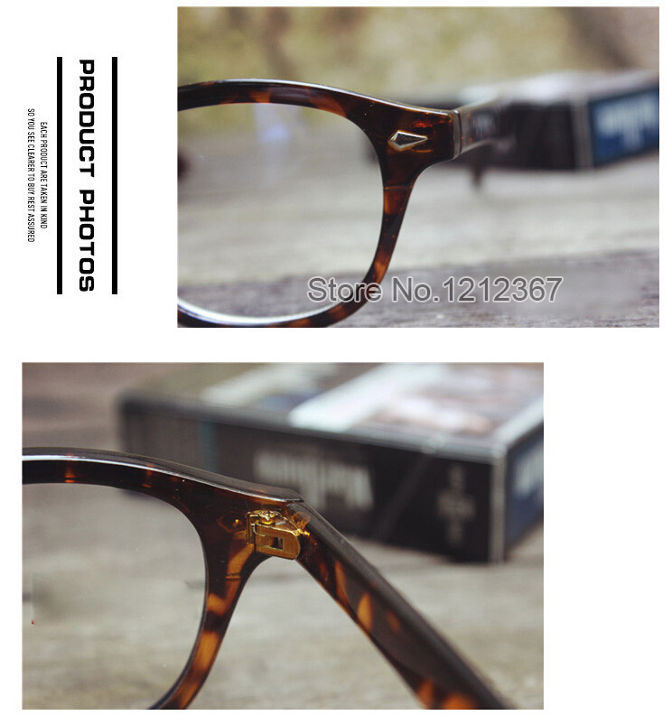 8e4256e5073 2015 Brand Johnny Depp Glasses Men Women Retro Vintage Optical Eyeglasses  Myopic Glasses Frame .