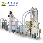Multifunctional wheat/corn/maize /grain flour grits milling plant/flour mill with low price