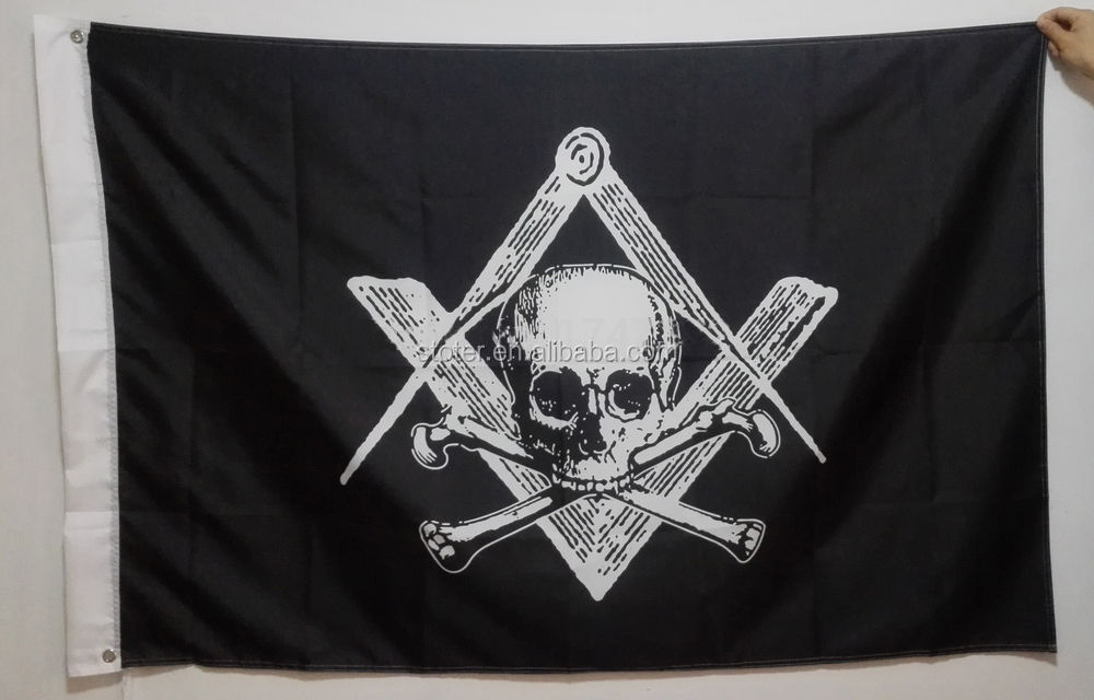 Sons of Anarchy Flag 3X5 FT Banner Polyester