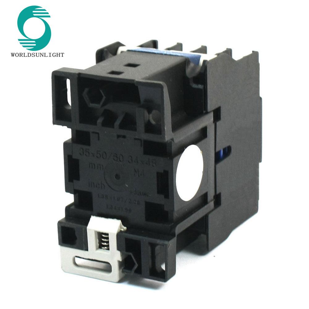CJX2-D1210 LC1-D1210 12A 3P 1NO 24v 36v 48v 110v 220v 380v 660V Катушка три фазы Магнитный электрический контактор переменного тока