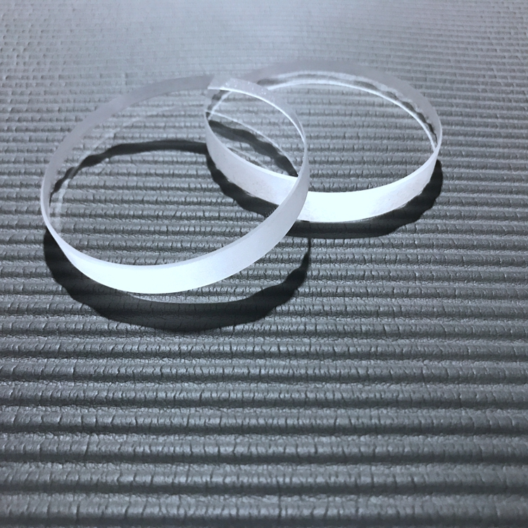 High Purity And Transparency Quartz Crystal Glass Plate Disc Sheet